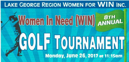 8TH ANNUAL WOMEN IN NEED GOLF TOURNAMENT